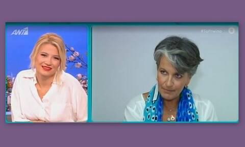 Λουκία Παπαδάκη: Δεν πάει ο νους σου ποιος ήταν ο όρος στο συμβόλαιό της για τη Λάμψη (Vid)