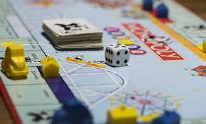 Φοβερό! Αδέλφια έφτιαξαν μια τεράστια Monopoly στο δρόμο - Εντυπωσιακές εικόνες