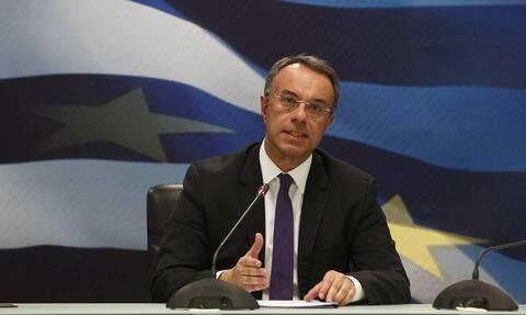 Σταϊκούρας: Η Ελλάδα δεν χρειάζεται να δανειστεί