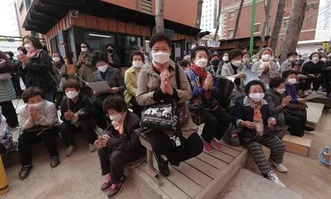 Κορονοϊός - Συναγερμός στη Νότια Κορέα: Νέα εστία μετάδοσης του Covid-19 σε νυχτερινά κέντρα