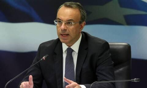 Σταϊκούρας στο CNN Greece:Η κυβέρνηση θα στηρίξει τουρισμό, εστίαση - Μικρότερη η υστέρηση στα έσοδα