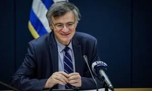 Κορονοϊός: Χωρίς τον Σωτήρη Τσιόδρα η ενημέρωση του υπουργείου Υγείας
