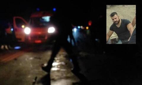 Κρήτη: Συγκλονίζουν οι λεπτομέρειες για το φρικτό τροχαίο στη Μεσαρά - Θρήνος για τον 33χρονο