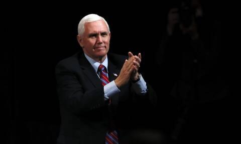 Κορονοϊός στις ΗΠΑ: Ο Λευκός Οίκος διαψεύδει ότι ο αντιπρόεδρος Μάικ Πενς τέθηκε σε καραντίνα