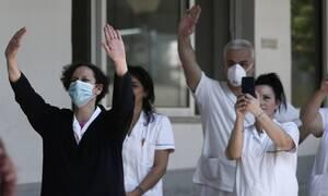 Παγκόσμια Ημέρα Νοσηλευτών: «Έχουμε φωνή και ακούγεται μέσα από τις μάσκες μας»