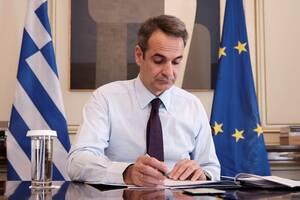 Κορονοϊός: Παρέμβαση Μητσοτάκη στην Επιτροπή Λοιμωξιολόγων – Τι είπε στους επιστήμονες
