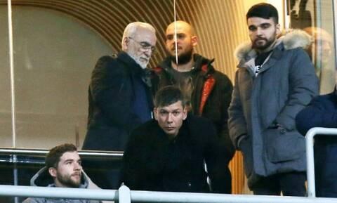 ΠΑΟΚ: Ο Σαββίδης ευχήθηκε στον Πάμπλο Γκαρσία με... Άρη (photo)