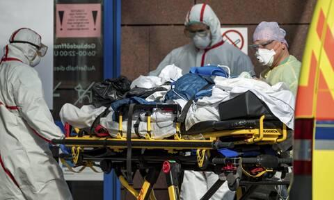 Κορονοϊός - Ρωσία: «Έσπασαν το φράγμα» των 11.000 τα νέα κρούσματα - Πάνω από 2.000 οι νεκροί