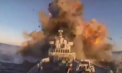 Από το 2013 το βίντεο - ντοκουμέντο που παρουσιάστηκε ως ναυτικό δυστύχημα στο Ιραν