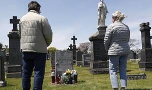 Κορονοϊός ΗΠΑ: Μόνο θάνατος! Πάνω από 80.000 οι νεκροί