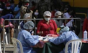 Κορονοϊός: «Κόλαση» ο πλανήτης! Σχεδόν 284.000 οι νεκροί - Πάνω από 4.1 εκατ. κρούσματα