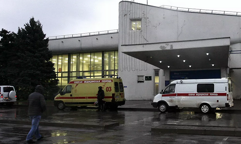 Συναγερμός στην Ρωσία: Πυρκαγιά με νεκρούς σε νοσοκομείο στην Αγία Πετρούπολη