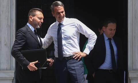 Ο Μητσοτάκης προτείνει Στουρνάρα ξανά για την Τράπεζα της Ελλάδος