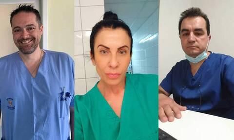 Τρεις νοσηλευτές μιλούν στο CNN Greece για ένα επάγγελμα που μέχρι χθες ήταν στη σκιά