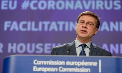 Η νόσος Covid-19 επηρεάζει το τραπεζικό σύστημα της ΕΕ