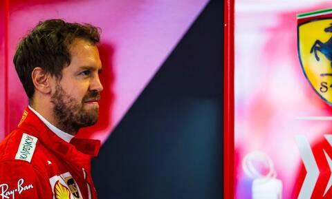 Ο Sebastian Vettel αποχωρεί από τη Ferrari