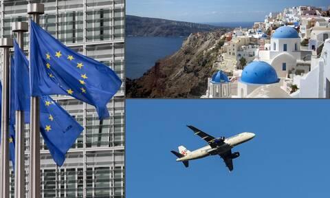 Κορονοϊός: Σήμερα η «μάχη» για τον τουρισμό - Τι προτείνει η Κομισιόν και τι ζητά η Ελλάδα