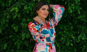 Σταματίνα Τσιμτσιλή: Δεν φαντάζεστε τι την ανάγκασαν οι κόρες της να φορέσει (pics)