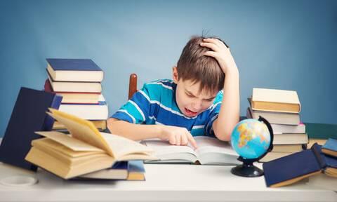 Τα παιδιά κουράστηκαν με την εξ αποστάσεως διδασκαλία; Τι μπορείτε να κάνετε (pics)