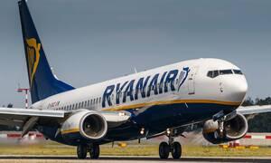 Κορονοϊός: Σοκαριστικό βίντεο από πτήση της Ryanair