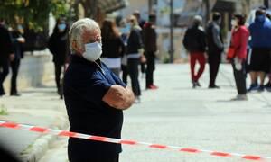 «Ημέρα 0-7-14»:Γιγαντιαία επιχείρηση ιχνηλάτησης κρουσμάτων κορονοϊού σε δομές και στον οικισμό Ρομά