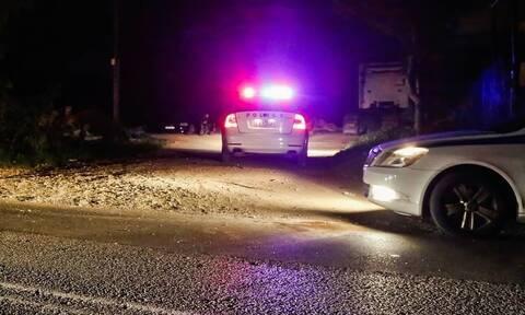 Μαλακάσα: Διακοπή κυκλοφορίας στον παράδρομο της Εθνικής Οδού λόγω τροχαίου