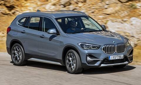 Η plug-in υβριδική BMW X1 xDrive25e ξεκινά από 46.300 ευρώ - Με 220 ίππους και 1.500 κυβικά