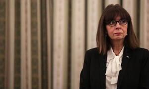 Μήνυμα ΠτΔ Κατερίνας Σακελλαροπούλου για τα 100 χρόνια απελευθέρωσης της Θράκης