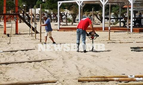 Άρση μέτρων - Ρεπορτάζ Newsbomb.gr: Δείτε πώς θα ανοίξουν οι παραλίες αυτό το Σαββατοκύριακο