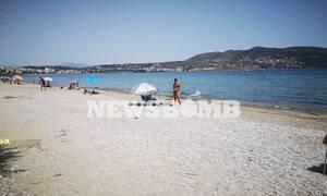 Με αντηλιακό και αντισηπτικό: Στις παραλίες και... εξ αποστάσεως σήμερα οι Αθηναίοι (pics&vids)
