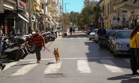 Κορονοϊός: Το lockdown «καθάρισε» το Ηράκλειο – Σημαντική μείωση των εκπομπών διοξειδίου του άνθρακα