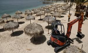 Άρση μέτρων - Παραλίες: Προσοχή! Πρόστιμα από 5.000 - 20.000 ευρώ και λουκέτα στα beach bar