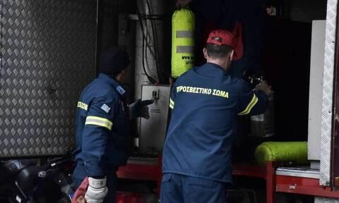 Φωτιά ΤΩΡΑ σε εργοστάσιο στον Ασπρόπυργο