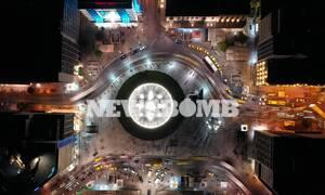 Το Newsbomb.gr στη νέα πλατεία Ομονοίας:Εντυπωσιακές εικόνες και βίντεο από το επιβλητικό συντριβάνι