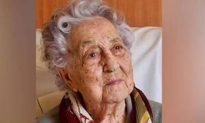 Ισπανία: Γυναίκα 113 ετών νίκησε τον κορονοϊό