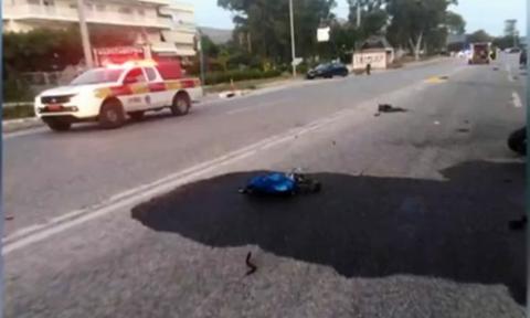 Νέα τραγωδία στην άσφαλτο: Νεκρός 28χρονος μοτοσικλετιστής στην Αθηνών – Σουνίου