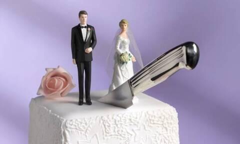 Απίστευτο: Δείτε τι συμβαίνει με τα διαζύγια στον κόσμο!