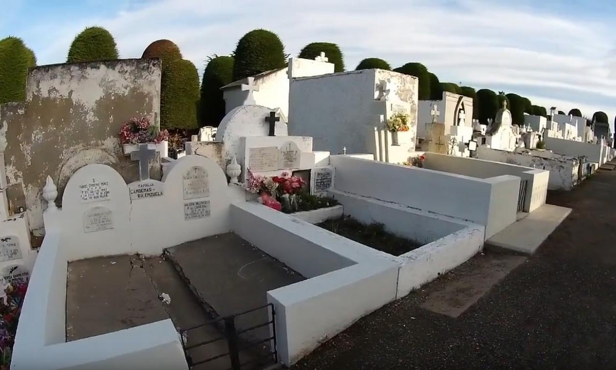 Χιλή: Μπροστά στην προέλαση της πανδημίας του κορονοϊού, οι νεκροθαύτες καθαρίζουν χιλιάδες τάφους