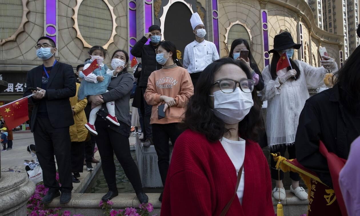 Κορονοϊός - Η Κίνα «αντέχει»: Τέσσερα κρούσματα μόλυνσης σε 24 ώρες