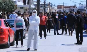 Κορονοϊός στη Λάρισα: 35 κρούσματα στη Νέα Σμύρνη - Σε κατάσταση αυξημένης επιτήρησης η περιοχή