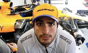 Ο Carlos Sainz θα είναι ο δεύτερος οδηγός της Ferrari