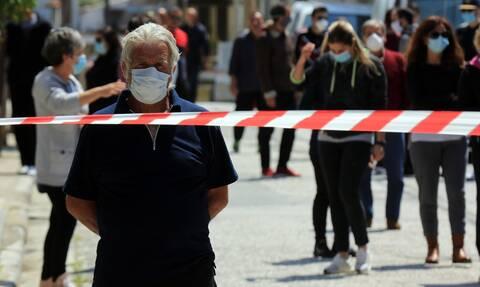 Κορονοϊός - Λάρισα: Νέα απαγόρευση κυκλοφορίας στη Νέα Σμύρνη - 35 θετικά κρούσματα σε 637 δείγματα