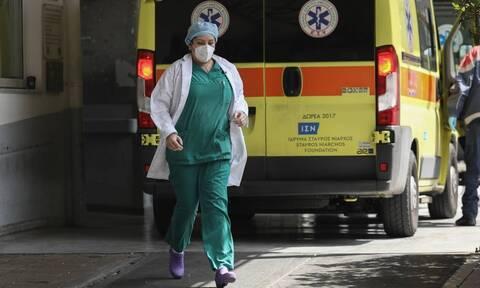 Κορονοϊός: Στους 158 οι νεκροί στην Ελλάδα - Πέθανε 73χρονη στο ΝΙΜΙΤΣ