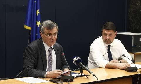 Έκτακτη ενημέρωση στις 18:00 από Τσιόδρα-Χαρδαλιά για τον κορονοϊό στην χώρα
