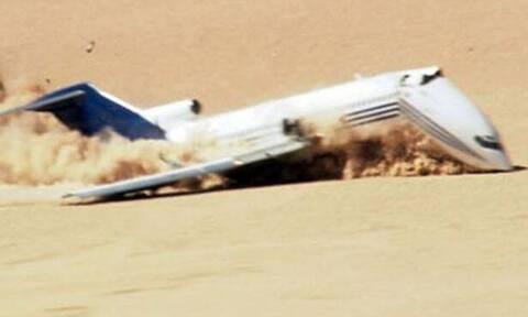 Σε αυτή την θέση του αεροπλάνου μπορεί να σωθείς σε περίπτωση συντριβής!