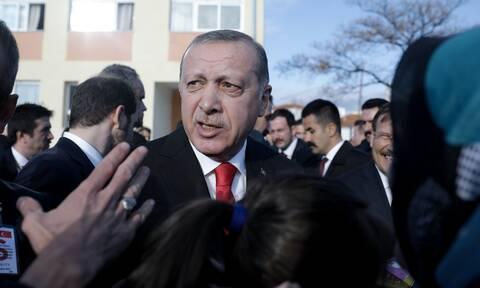 Αποκάλυψη - «βόμβα»: Ένα βήμα πριν τον... γκρεμό ο Ερντογάν