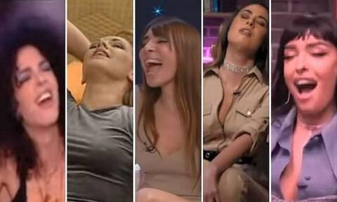 On air οργασμοί Ελληνίδων σταρ - Ποια ήταν η καλύτερη;
