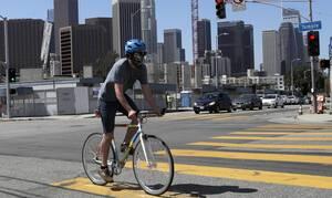 Δεν πίστευαν στα μάτια τους! Χαμός στους δρόμους της Καλιφόρνιας – Απίστευτες εικόνες (pics)