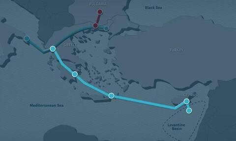Парламент Греции ратифицировал соглашение о строительстве газопровода EastMed