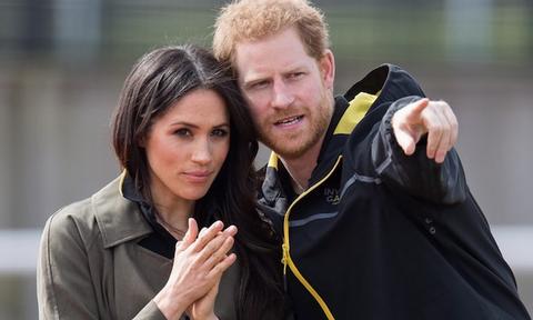 Πρίγκιπας Χάρι: Εμφάνιση-έκπληξη μέσα στο σπίτι τους – Δείτε που μένουν (pics)